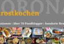 Kochen und Gutes Tun – Rezeptsammlung von Foodbloggern zusammengestellt von Peggy Schatz