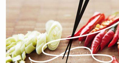 Asiatisch Kochen – Kochfibel der asiatischen Küche - AT Verlag
