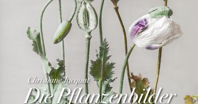 Pflanzenbilder des I.H. von Christiane Jacquat - Erschienen im AT Verlag