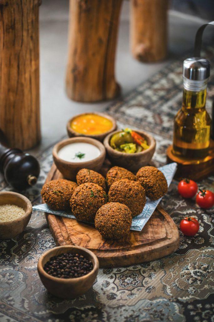 Urlaub zuhause mit köstlichen Falafels  - Rezept von Evaneos - foto: Eiliv Sonas Aceron/Unsplash