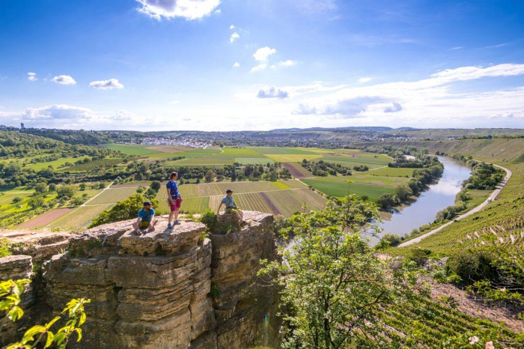 Hessigheimer Felsengärten kulinarisch und zu Fuß erkunden - Copy TMBW, Lengler