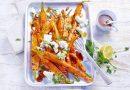 Glasierte Karotten und Fetakäse - Foto: Ahornsirup aus Kanada