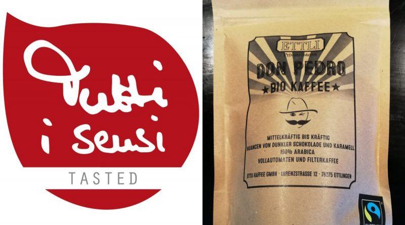 Milde Aromatik – Don Pedro Fairtrade Bio Espresso