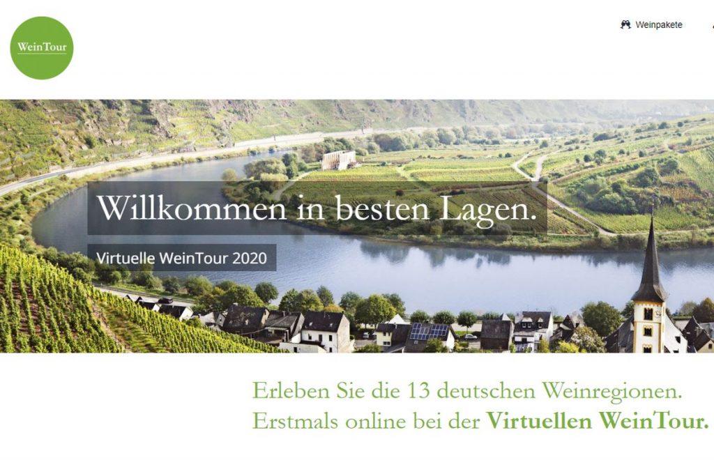 Die Virtuelle.WeinTour - Deutsches Weininstitut - Screenshot Tuttiisensi