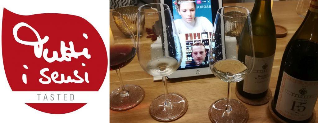 Online-Weintasting mit dem VDP Weingut Stigler - Foto: Tutti i sensi