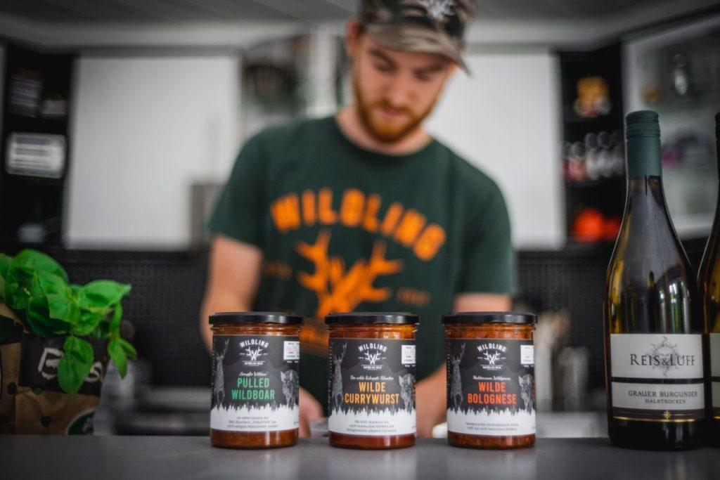 Wildling bringt drei Wild-Feinschmeckergerichte im Glas auf den Markt – Foto: Wildling