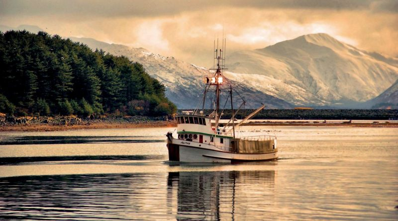 Foto: Alaska Seafood Marketing Institute