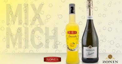 Trends 2021 - Drinks@Home – Limoncello Spritz - Foto: Roner Zonin