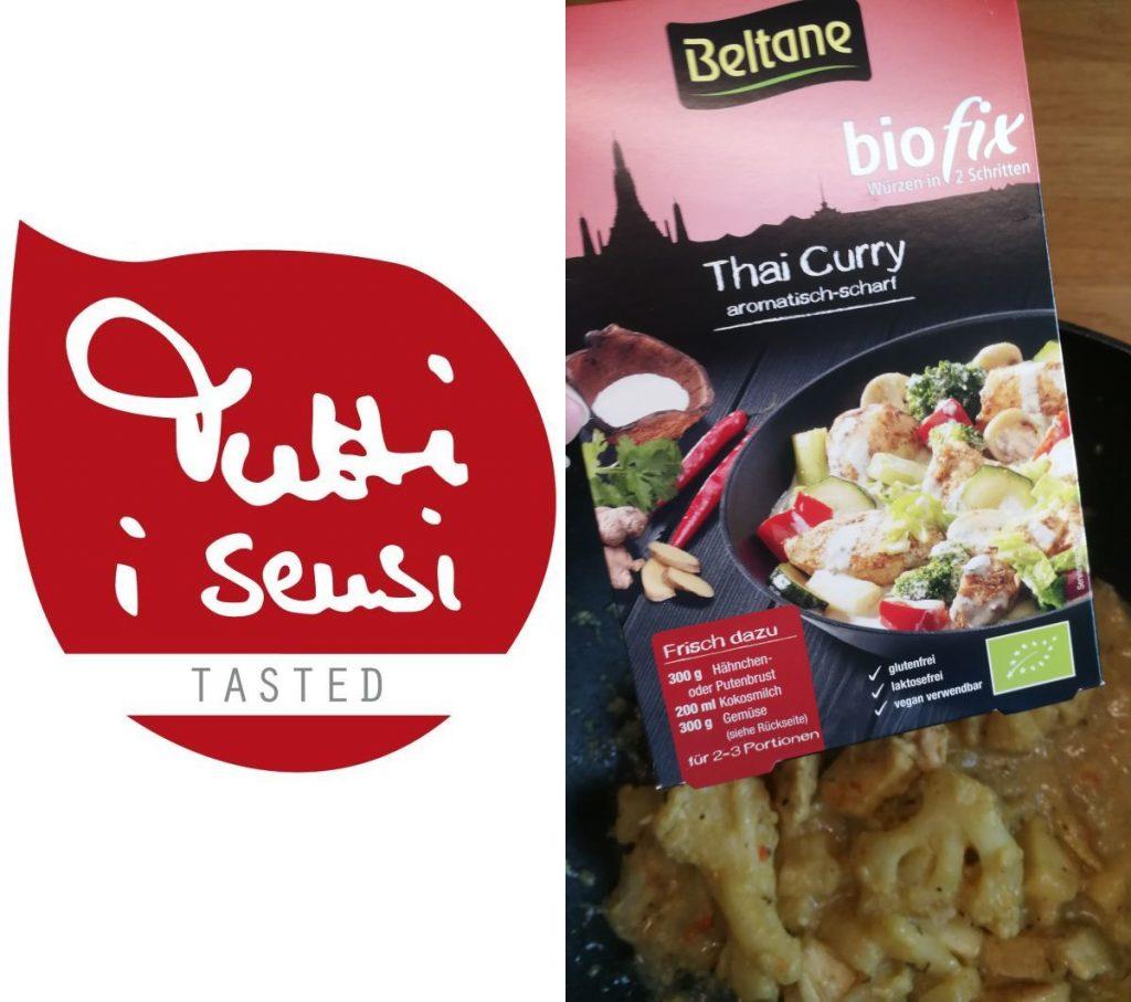 Beltane Thai Curry Gewürzmischung in der Tutti i sensi Verkostung - Foto: Tutti i sensi