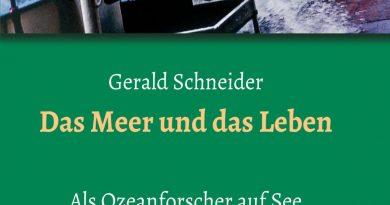 Das Meer und das Leben vom Meeresbiologen Gerald Schneider - tredition Verlag