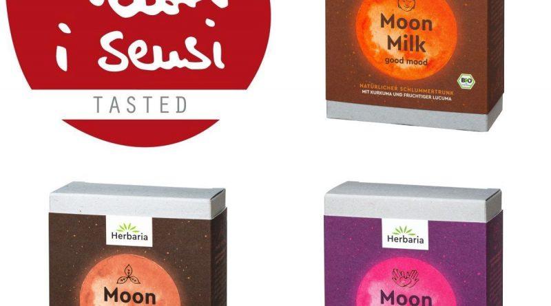 Tutti i sensi Verkostung: Moon Milk - Ayurvedischer Einschlaftrunk von Herbaria - Foto: Tutti i sensi
