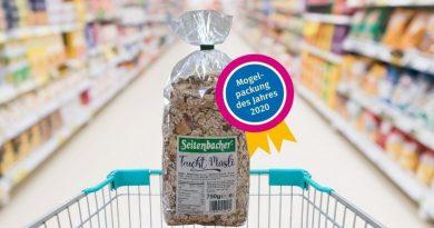 Seitenbacher Frucht ist Mogelpackung des Jahres 2020 - Foto: Verbraucherzentrale Hamburg