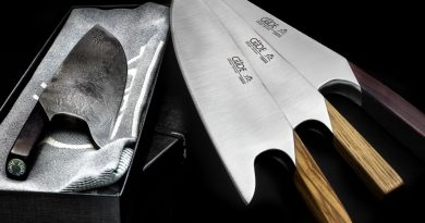 Güde Messer - The Knife - Foto: Güde