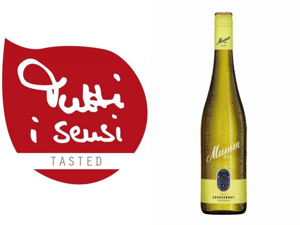Mumm & Co. Chardonnay trocken - Tuttitasted - Foto: Tutti i sensi