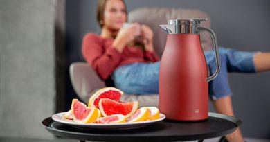 alfi Produkte mit neuen Farben – mediterrannean red - Foto: alfi