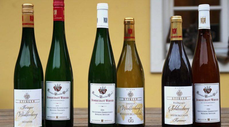 Online-Weinprobe Rheingau & Baden mit den Weingütern Stigler und Domdechant Wernerschen - Foto: Weingut Stigler
