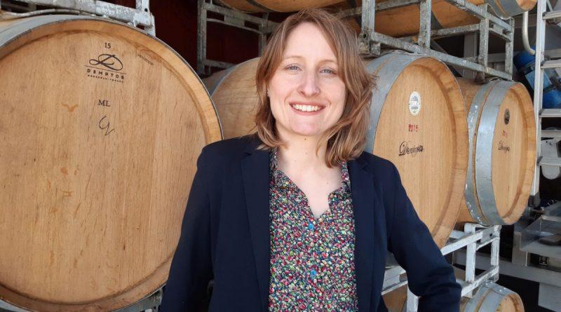 Sabrina Hambloch Sales Managerin DACH, Vignobles Bardet