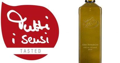 Tutti i sensi Verkostung - San Domenico, natives Olivenöl extra aus Italien, Vom Fass