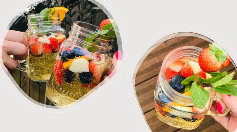 Muttertagsbowle - Rezept von Bavarian Spirits