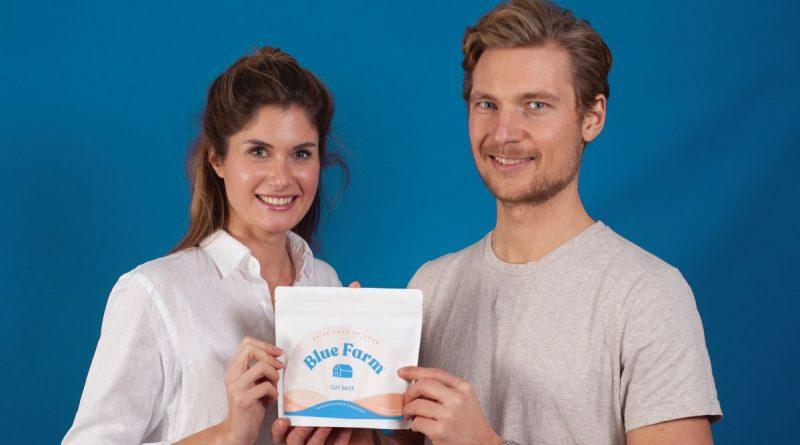 Blue Farm Gründer Philip von Have und Gründerin Katia Pott