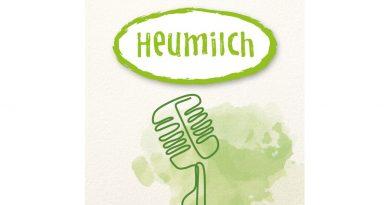 Logo Heumilch-Podcast der Arge