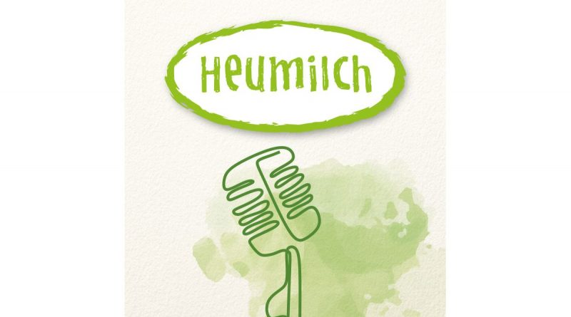 Logo Heumilch-Podcast der Arge