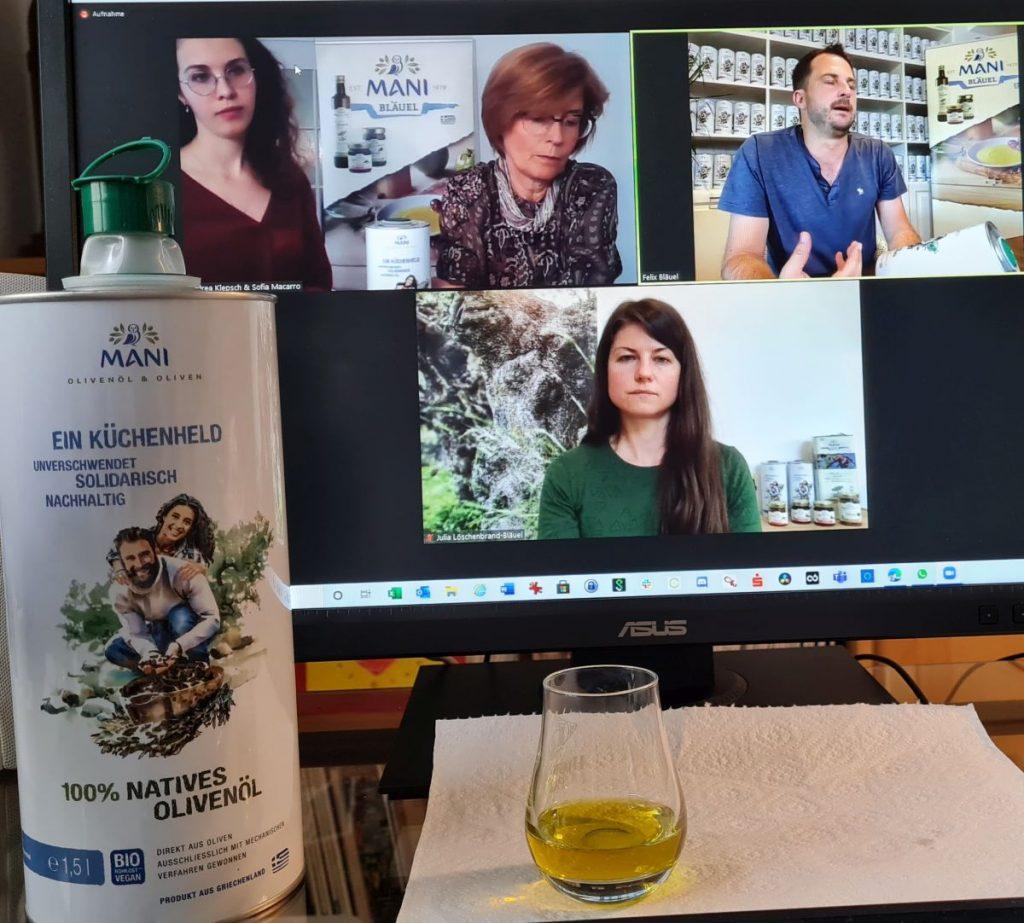 olidarisches Olivenöl zum Kochen – Der Küchenheld von Mani Bläuel - Foto: Tutti i sensi