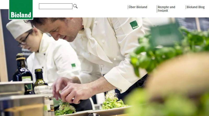 Mehr Bio in der Gastronomie – Bioland-Gastronomie-Partner