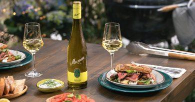 Rezept – Steak Sandwich mit frischen Kräuterseitlingen - Foto & Rezept von Mumm Riesling