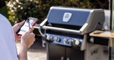 """Mit dem """"Grill Control"""" Device bringt Grillfürst eine einzigartige Technik heraus und macht Markengrills smart."""