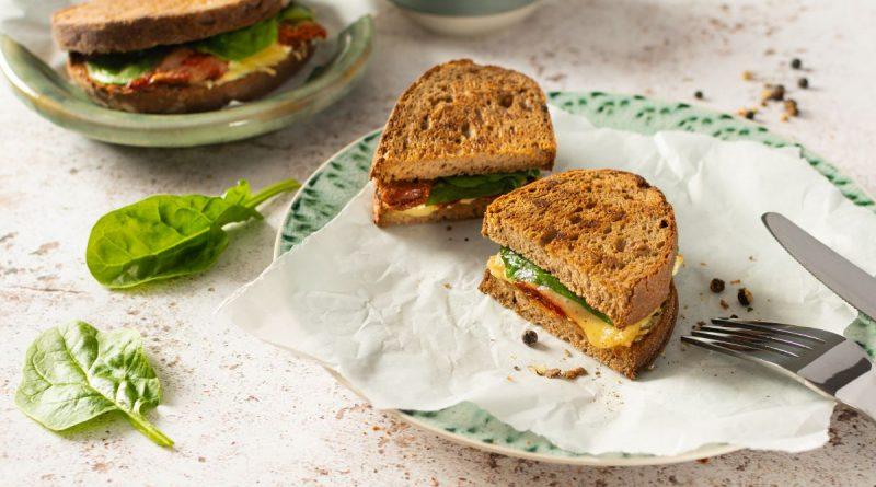 Tutti i sensi Rezept - Vegane Grilled Cheese Sandwiches - Rezept und Foto von B:Pure