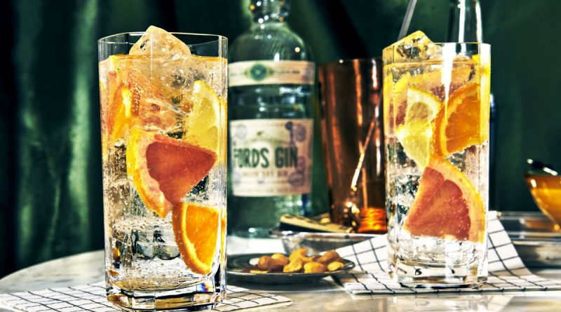 Fords Gin – Ergebnis eines Experiments - Foto: Fords Gin