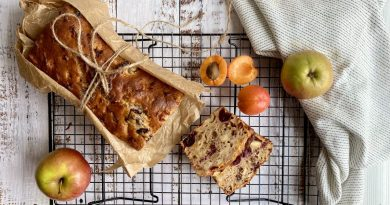 Rezept für Apfelbrot von SchapfenMühle / Foto:SchapfenMühle