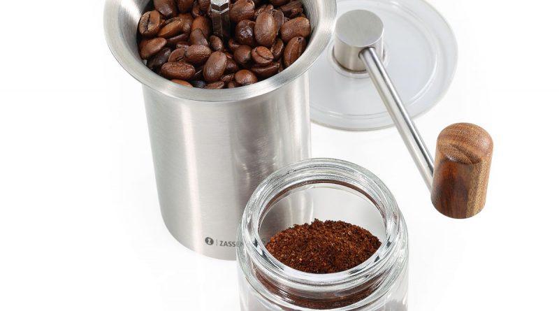 Handkaffeemühle Barista von Zassenhaus - Foto: Zassenhaus