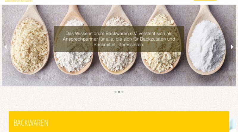 Urgetreide - Informationen vom Wissensforum Backwaren e.V. - Screenshot Tutti i sensi