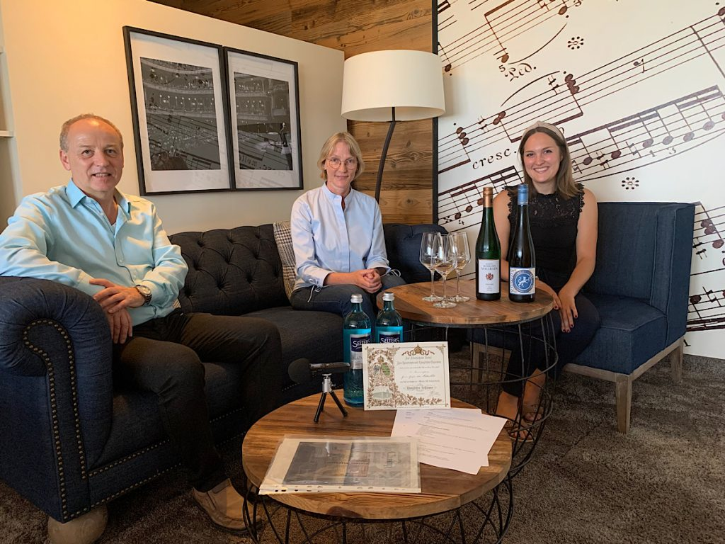 Dritter Rheingau Podcast ist verfügbar - Foto: Rheingau Weinwerbung