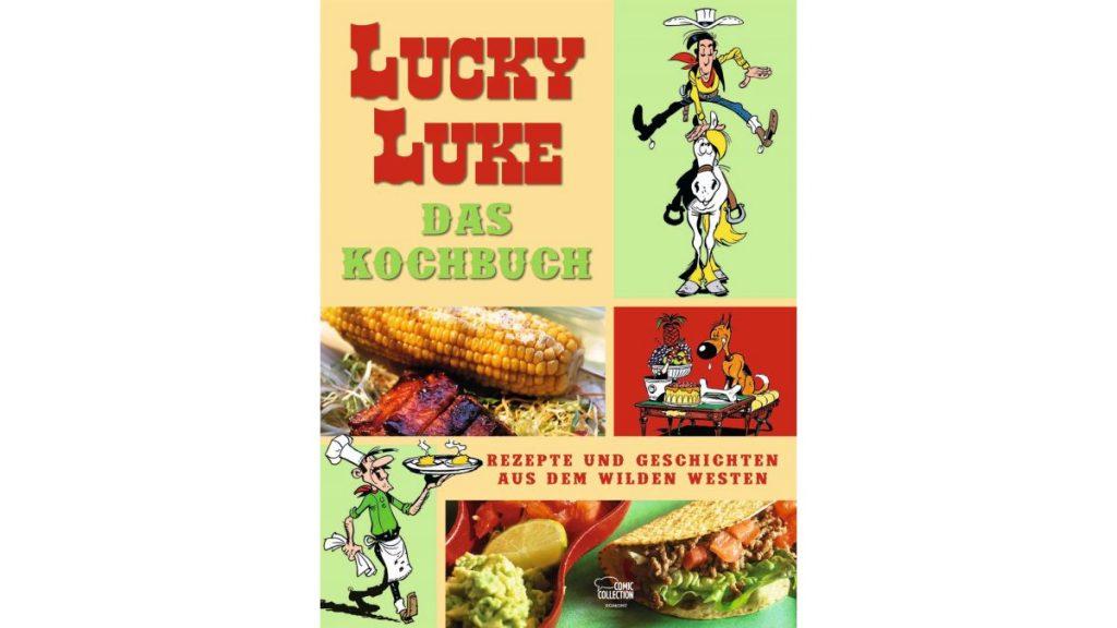 Das Lucky Luke Kochbuch - Foto: Egmont Verlag