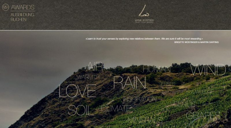 PAR-Ausbildung bei Wine System - Screenshot Tuttiisensi