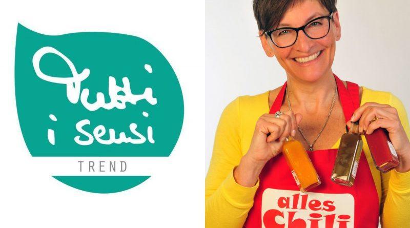 """Kirsten Bauer von alles Chili - Tutti i sensi Trendstatement """"Warm ums Herz"""""""